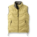 REI Down + Fleece Vest